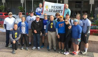 Team Sparky Race For Hope
